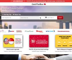 CatchThatBus Promo Codes