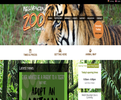 Welsh Mountain Zoo Voucher Codes
