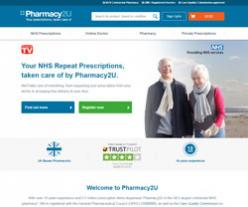 Pharmacy2U Discount Code 2018