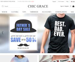 ChicGrace Promo Codes