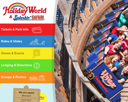 Holiday World Coupons 2018