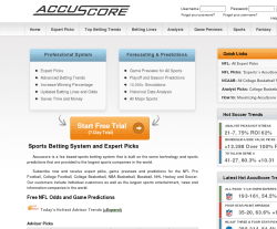 Accuscore Coupon 2018