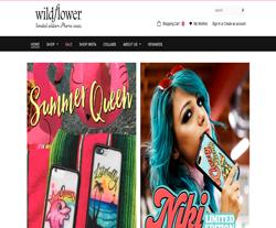 Wildflower casess