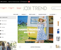 JCK Trend Promo Codes 2018