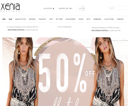 Xenia Boutique Coupons 2018
