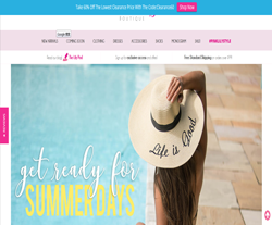 The Pink Lily Boutique Coupon Codes 2018