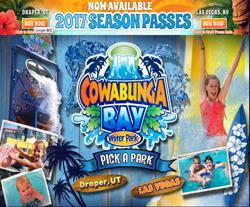 Cowabunga Bay Promo Codes