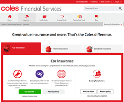 Coles Insurance Promo Codes 2018