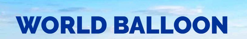 World Balloon Promo Codes & Deals