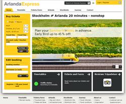 Arlanda Express Discount Codes
