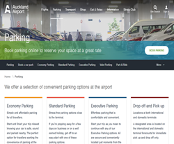 Auckland Airport Parking Promo Codes