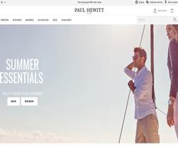 Paul Hewitt Promo Codes
