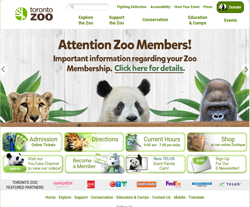 Toronto Zoo Coupons 2018