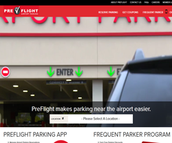 PreFlight parking Promo Codes 2018