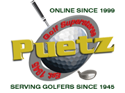 Puetz Golf Promo Codes & Deals