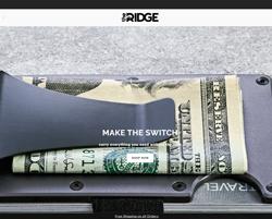 Ridge Wallet Discount Codes