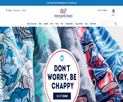 Vineyard Vines Promo Codes 2018
