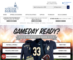 Hammes Notre Dame Bookstore Promo Codes