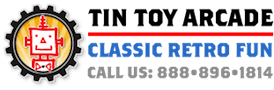 Tin Toy Arcade Promo Codes & Deals