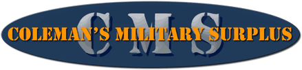 Coleman's Military Surplus Promo Codes & Deals