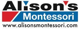 Alison's Montessori Promo Codes & Deals