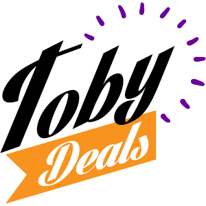 Toby Deals Discount Codes & Deals