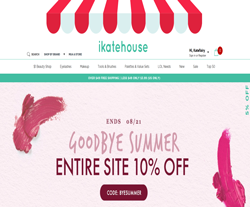 iKate House Coupons 2018