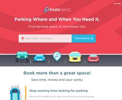 ParkWhiz.com Coupons 2018