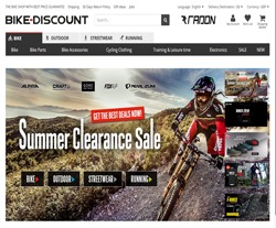Bike-Discount Voucher Codes 2018