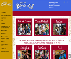 Bristol Renaissance Faire Coupons 2018