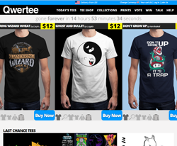 Qwertee Discount Codes 2018