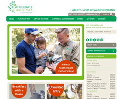 Featherdale Wildlife Park Coupons