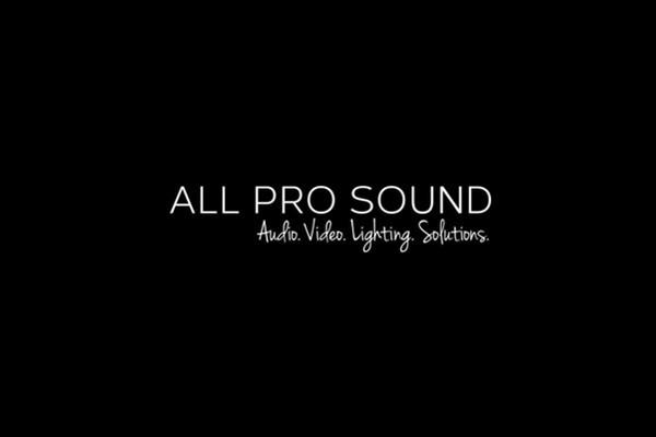 All Pro Sound Promo Codes & Deals