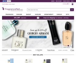 FragranceNet Coupons 2018