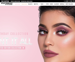 Kylie Cosmetics Discount Codes 2018