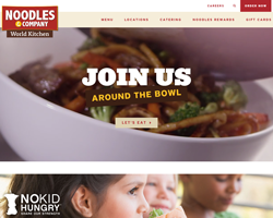 Noodles and Company Coupons 2018