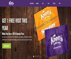 Knott's Berry Farm Coupons