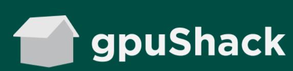 gpuShack Promo Codes & Deals
