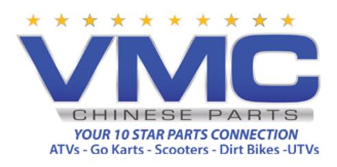 VMC Chinese Parts Coupon Codes