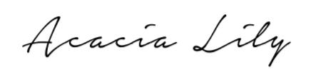 Acacia Lily Coupons