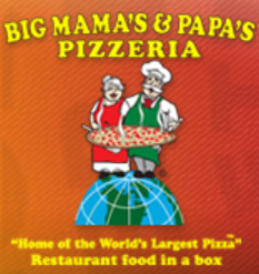 Big Mama's & Papa's Pizza Coupons