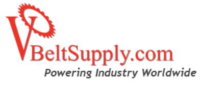 V-belt Supply