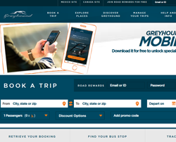 Greyhound Promo Codes 2018