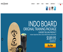 Indo Board Balance Trainer Promo Codes
