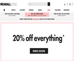 Wearall Discount Code 2018