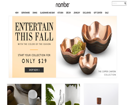 Nambe Promo Code & Coupon
