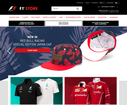 The F1 Store