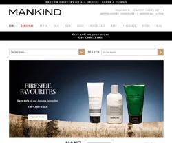 Mankind Discount Code 2018
