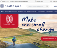 HealthSpan Discount Codes 2018