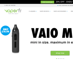 VaporFi Coupon 2018